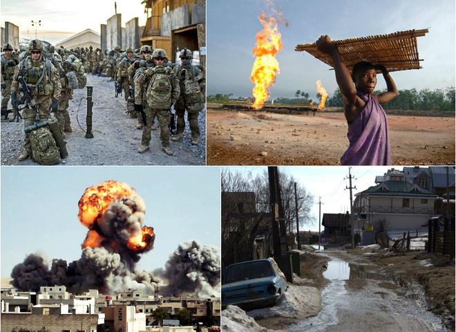 Опубликован список самых опасных стран мира