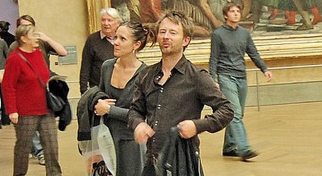 Том Йорк і Рейчел Оуенс