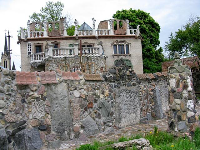 Незвичайні будови України: будинок архітектора, Луцьк