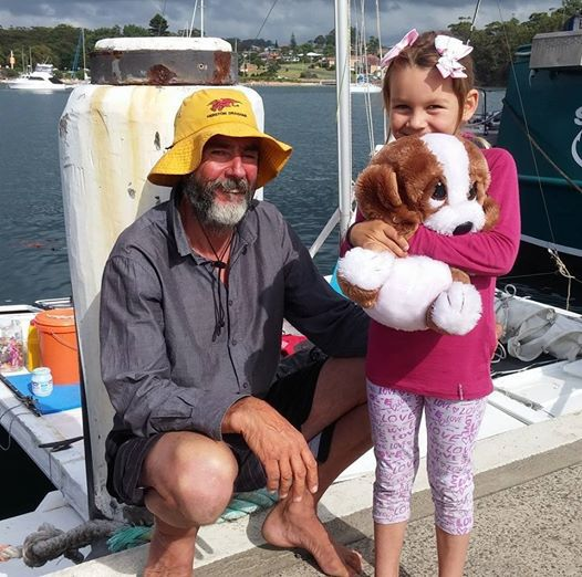 Месяц в открытом море: невероятное путешествие отца с дочерью из Новой Зеландии