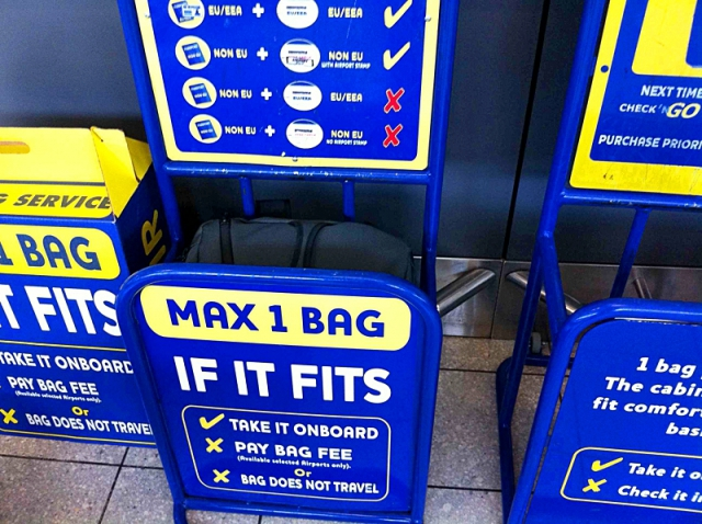 Лоукост авиакомпании: Ryanair