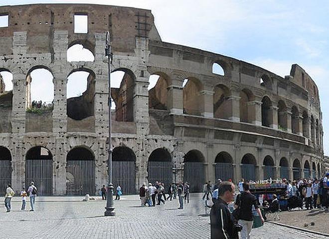 20 дивовижних панорам Риму