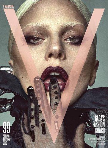 Леді Гага для V Magazine