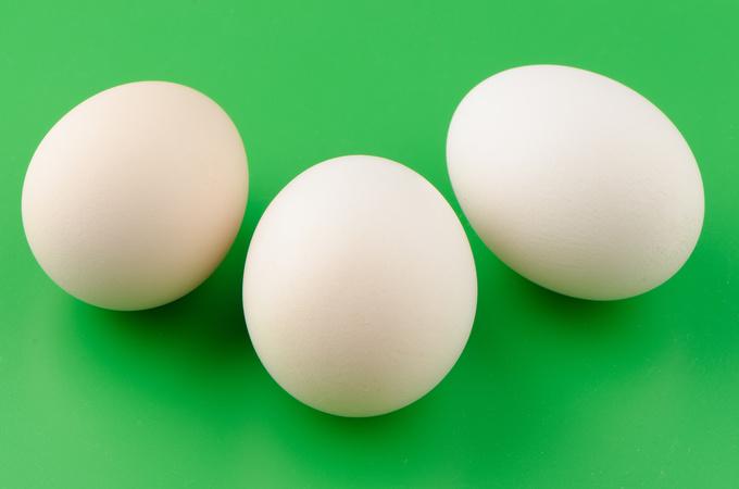 Рецепти салатів з яєць