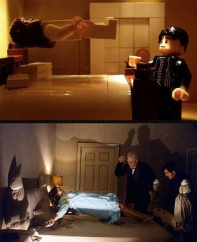 Лего - киногерои