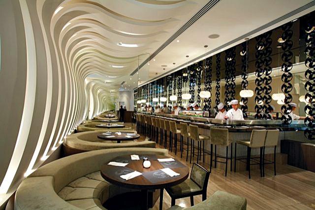Цікаві місця Гонконгу: ресторан Shiro