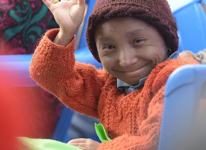 Хагендра Тапа найменший чоловік