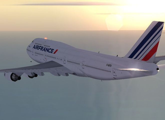 Air France анонсувала прощальний політ на Boeing 747