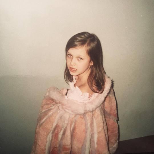 Марія Яремчук (в дитинстві Instagram)