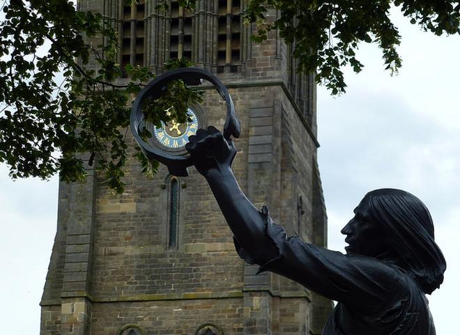 Ричард ІІІ: как в Англии средневекового короля хоронили