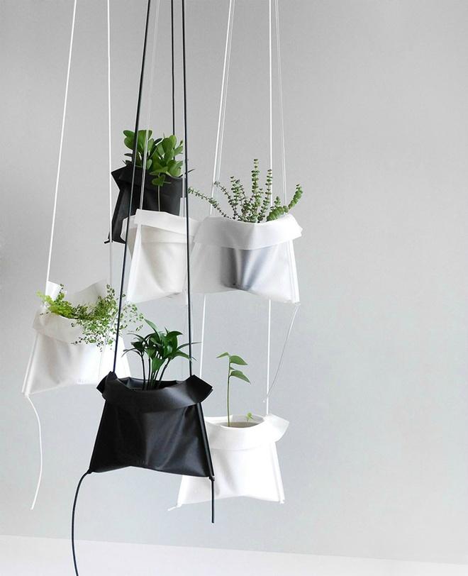 Підвісні кашпо Pot Cradle, дизайн - HEAN