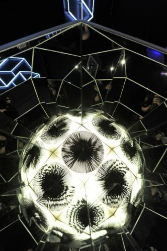 Кинетика-арт 2010 в Лондоне