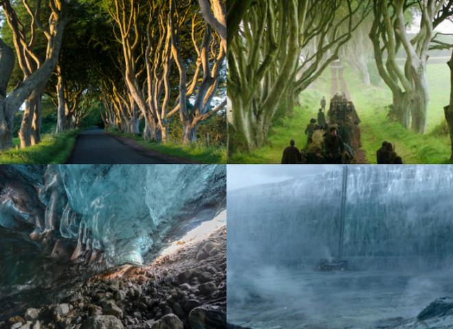 """Куди відправитися в подорож, щоб побувати в """"Грі престолів""""?"""