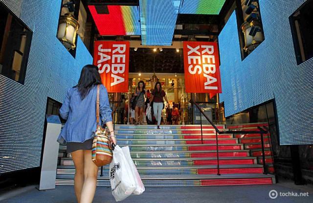 Куди поїхати на шопінг: Іспанія