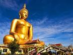 Самые большие статуи Будды в мире: Большой Будда в Таиланде
