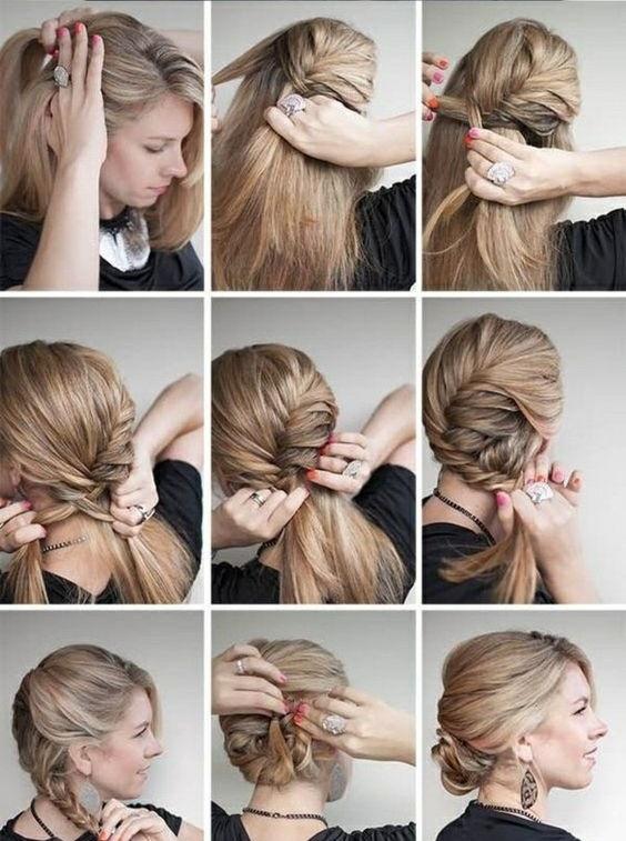 Зачіски на 8 березня