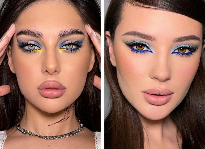 Ідеї макіяжу на День Незалежності України