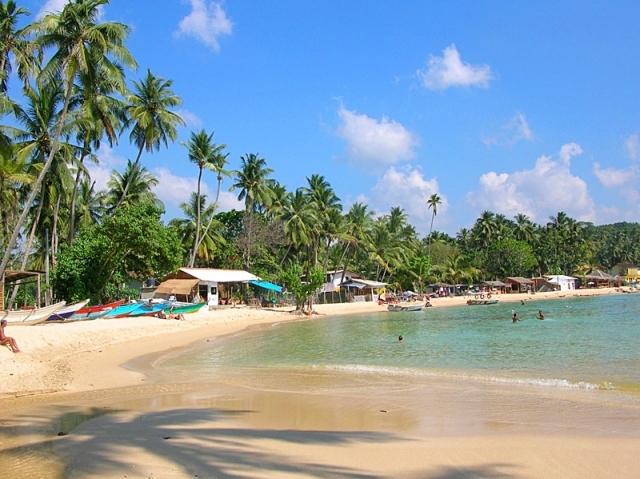 Де тепло взимку: Меріса, Шрі-Ланка