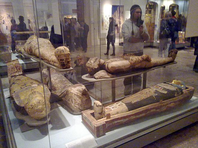 Достопримечательности Лондона: Британский музей