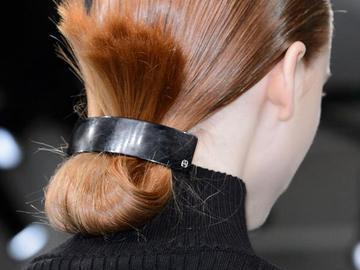 Аксессуары для волос с показов New York Fashion Week