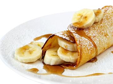 Бананові млинці