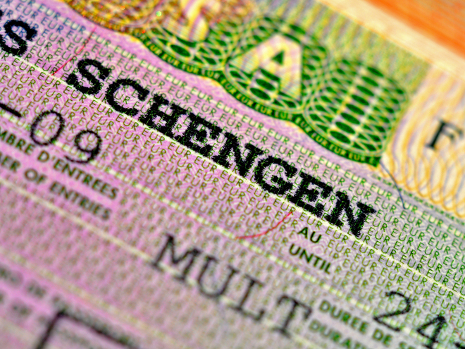 Шенгенская виза