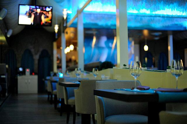 Ани Лорак и Мурат Налкакиоглу  открыли ресторан
