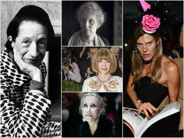 5 редакторов Vogue, которые вошли в историю