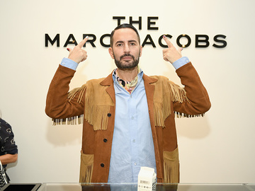 Marc Jacobs осень - зима 2020-2021: