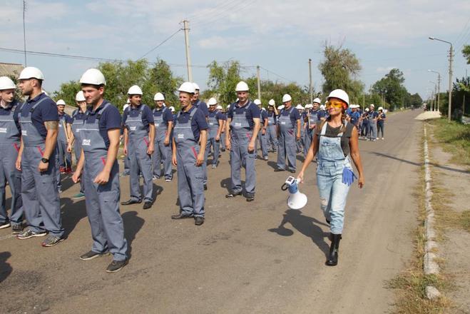 Оксана Марченко готовит новую революцию