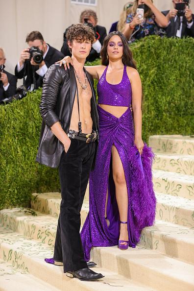 Шон Мендес і Каміла Кабельо на Met Gala 2021