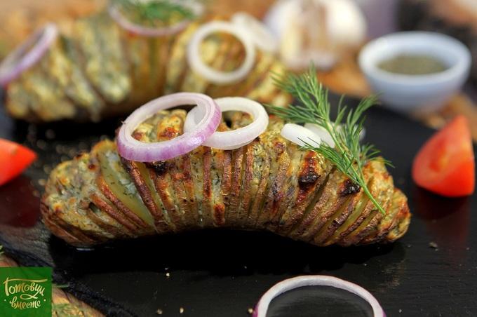 Картопля Хассельбек