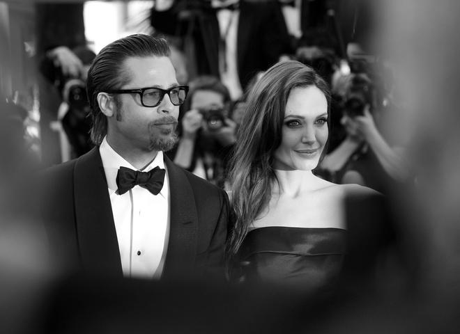 Джоли и Пит COVER