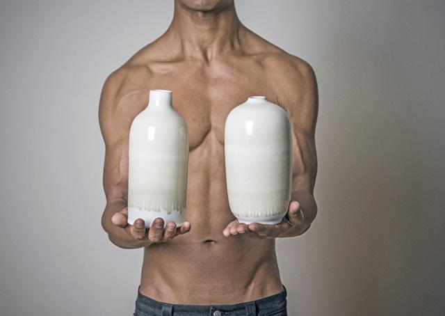Сексуальні чоловіки: Ерік Лендон - скульптор з Данії