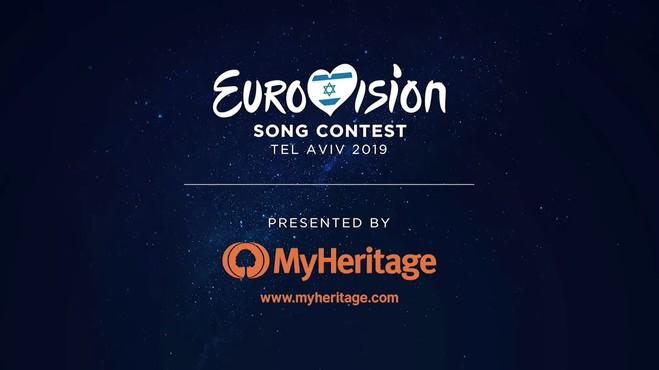MyHeritage - спонсор конкурсу Євробачення-2019