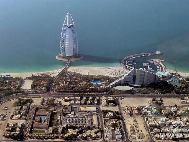 Дубай: прогулянка в небеса