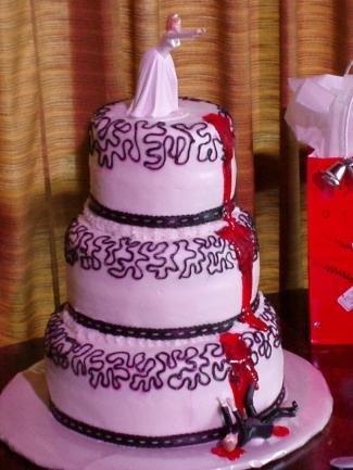 Разводный торт