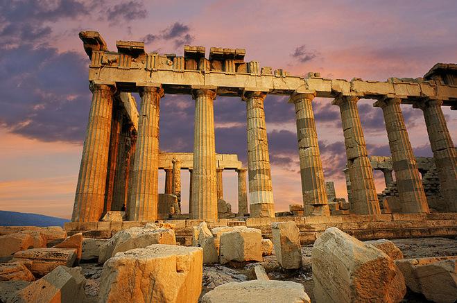 Интересные видео-презентации стран: Греция