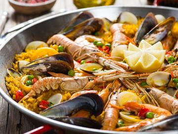 8 національних блюд, за якими треба їхати в Європу