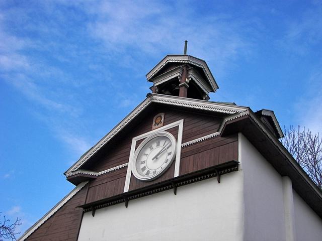 Старовинний годинник України: Каплиця Іонинського монастиря