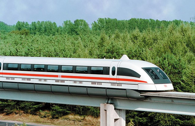 Любителям швидкості: 10 найшвидших поїздів 2016 року