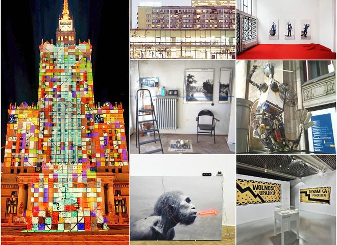 Что посмотреть в Варшаве: ТОП-7 вариантов неизведанного искусства