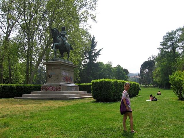 Достопримечательности Болоньи: Сады Маргариты