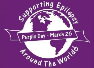 Фиолетовый день (День больных эпилепсией)