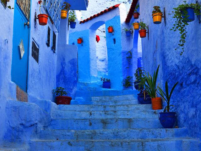 Самые красивые улицы мира