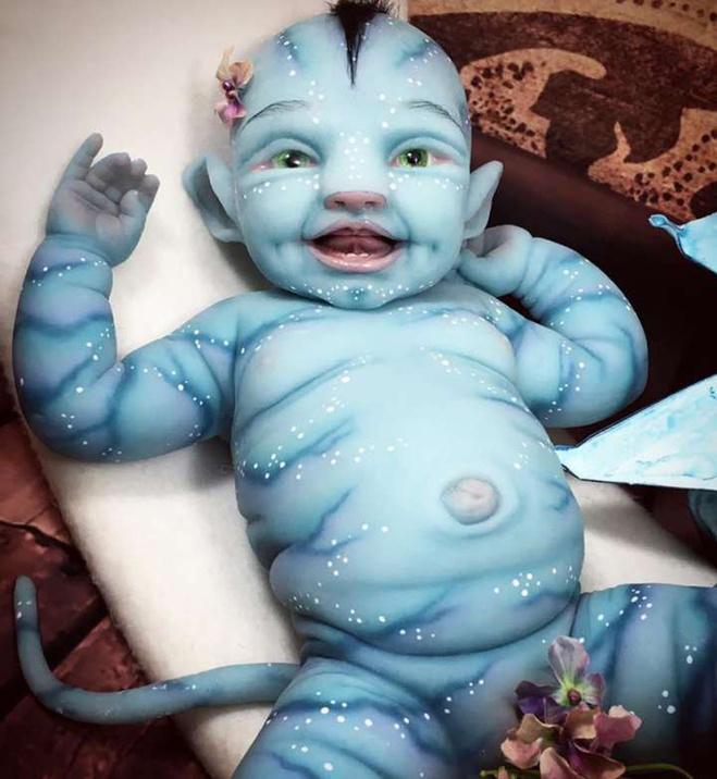 Живые куклы-аватар