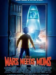 Мамы застряли на Марсе 3D