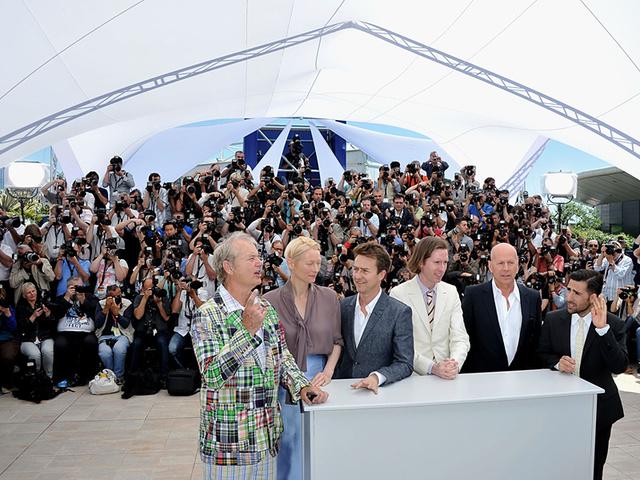 Каннский фестиваль 2012