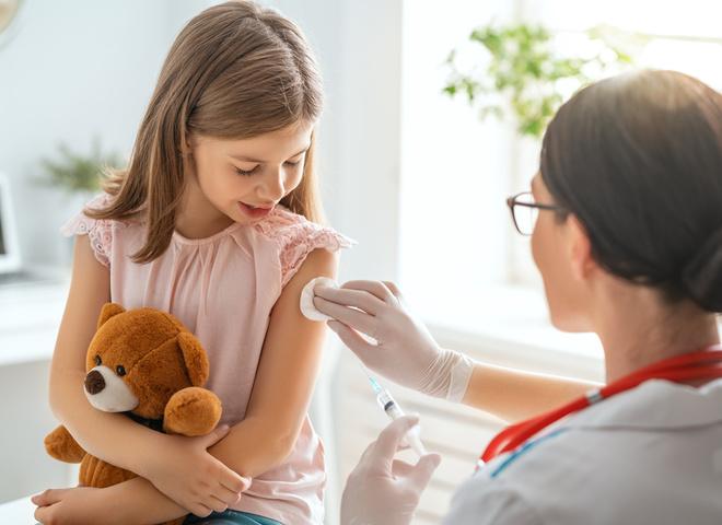 дети без прививок