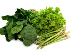 Квітневі овочі